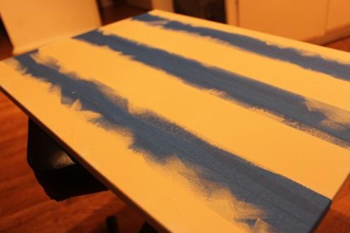 captain america - paul rossi painting 1