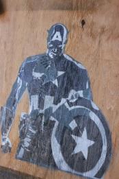 captain america - paul rossi painting 10