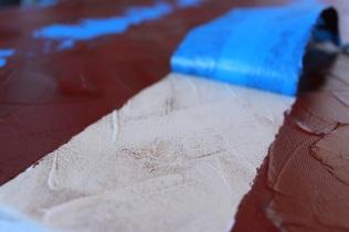 captain america - paul rossi painting 5