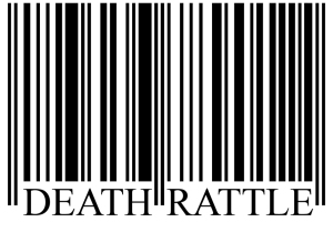 death rattle barcode - medium